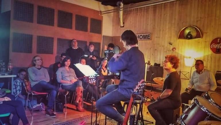 """Primer Sesión acústica """"El Ascensor"""""""